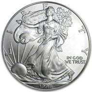1998 American Eagle Silver Dollar