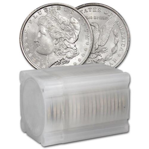 Morgan Silver Dollar 20 coin roll