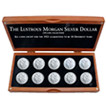 Morgan Silver Dollar 10-Coin Collection