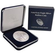 2016 Silver Eagle in Genuine U.S. Mint Presentation Case