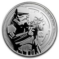 2018 Silver Stormtrooper