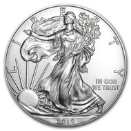 2019 American Silver Eagle
