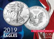 2019 Silver Eagle