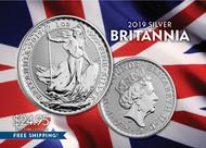 2019 Britannia Silver