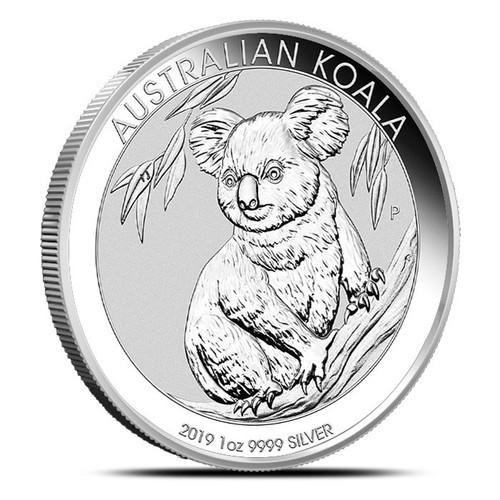 2019 Silver Koala