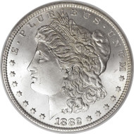 1882 Morgan Silver Dollar