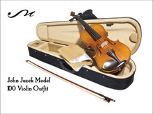 John Juzek Model 130 Violin Outfit