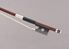 Georg Werner Master Violin Bow: Pernambuco, Silver, Parisian Eye, Octagonal Shaft, Germany