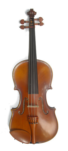 John Juzek Model 100 Special Edition Fiddle (front)