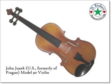 John Juzek Model 90 Special Edition Fiddle (front)