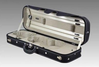 Negri Venezia Violin Case, 4/4 beige