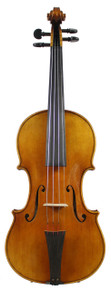 Guarneri 1730 Baroque Violin Copy D. Rickert Musical Instruments (front)