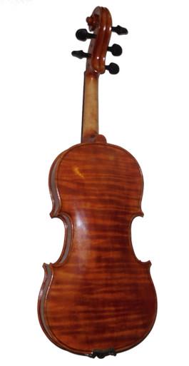 Trad Strad V 5-string Violin back