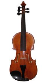Trad Strad V 5-string Violin front