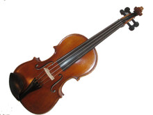 D. Rickert Fat Strad Acoustic Octave Violin