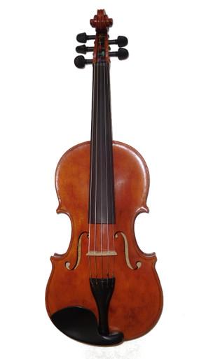 Rickert Fat Strad V 5-String Violin front