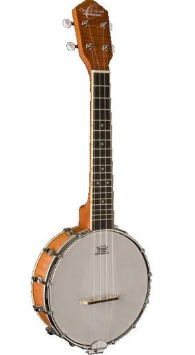 Oscar Schmidt (Washburn) Banjolele (Banjo Uke) front