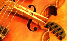 Clothespin Violin Mute