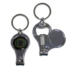 Oregon Ducks 3 in 1 Keychain NCCA College Sports C3KC50
