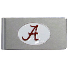 Alabama Crimson Tide Brushed Money Clip NCCA College Sports CBMC13