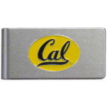 Cal Berkeley Bears Brushed Money Clip NCCA College Sports CBMC56