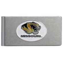 Missouri Tigers Brushed Money Clip NCCA College Sports CBMC67