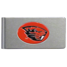 Oregon State Beavers Brushed Money Clip NCCA College Sports CBMC72