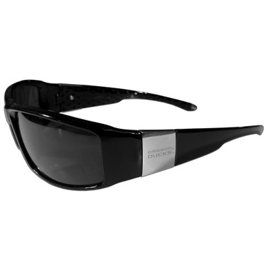Oregon Ducks Chrome Wrap Sunglasses NCCA College Sports 2CCW50