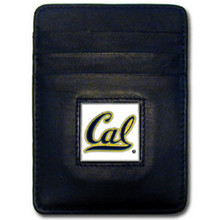 Cal Berkeley Bears Leather Money Clip Card Holder Wallet NCCA College Sports CCH56