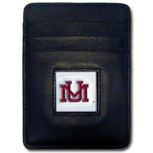 Montana Grizzlies Leather Money Clip Card Holder Wallet NCCA College Sports CCH75