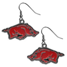 Arkansas Razorbacks Dangle Earrings NCCA College Sports CDE12