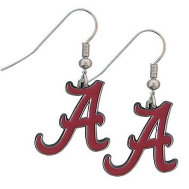 Alabama Crimson Tide Dangle Earrings NCCA College Sports CDE13