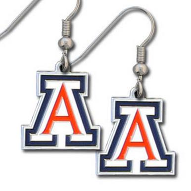Arizona Wildcats Dangle Earrings NCCA College Sports CDE54
