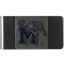 Memphis Tigers Logo Money Clip NCCA College Sports CMCL103