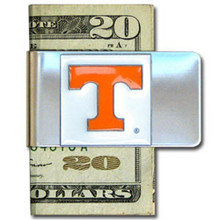 Tennessee Volunteers Logo Money Clip NCCA College Sports CMCL25