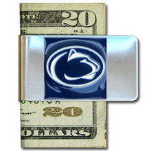 Penn State Nittany Lions Logo Money Clip NCCA College Sports CMCL27
