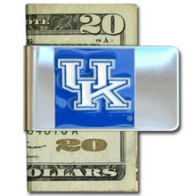 Kentucky Wildcats Logo Money Clip NCCA College Sports CMCL35