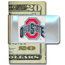Ohio State Buckeyes Logo Money Clip NCCA College Sports CMCL38