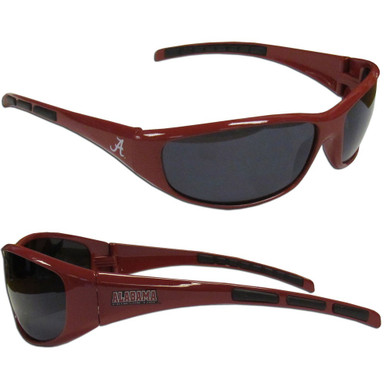 Alabama Crimson Tide Wrap Sunglasses NCCA College Sports 2CSG13