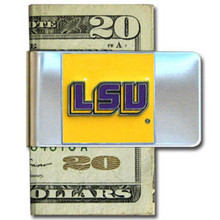 LSU Tigers Logo Money Clip NCCA College Sports CMCL43