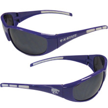 Kansas State Wildcats Wrap Sunglasses NCCA College Sports 2CSG15