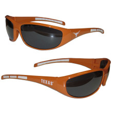 Texas Longhorns Wrap Sunglasses NCCA College Sports 2CSG22