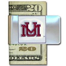 Montana Grizzlies Logo Money Clip NCCA College Sports CMCL75
