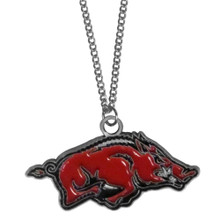 Arkansas Razorbacks Logo Chain Necklace NCCA College Sports CN12