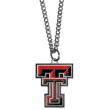 Texas Tech Raiders Logo Chain Necklace NCCA College Sports CN30