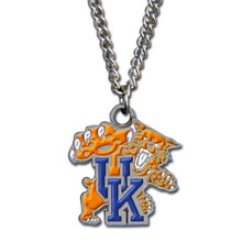 Kentucky Wildcats Logo Chain Necklace NCCA College Sports CN35