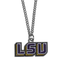 LSU Tigers Logo Chain Necklace NCCA College Sports CN43