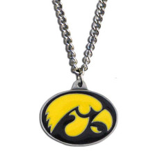 Iowa Hawkeyes Logo Chain Necklace NCCA College Sports CN52