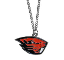Oregon State Beavers Logo Chain Necklace NCCA College Sports CN72