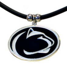Penn State Nittany Lions Cord Pendant Necklace NCCA College Sports CPR27